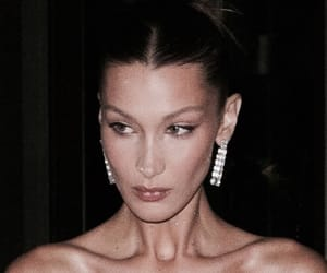 model, bella hadid, and bella image