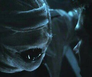 nogitsune, void stiles, and teen wolf image