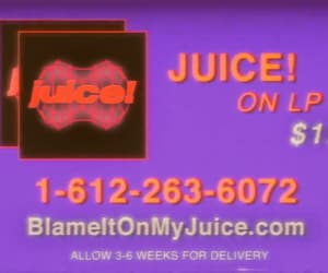80s, aesthetic, and juice image