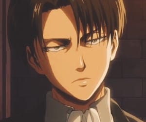 levi ackerman, attack on titan, and levi image