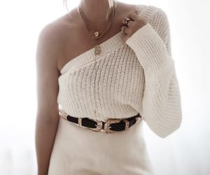 belt, classy, and chic image