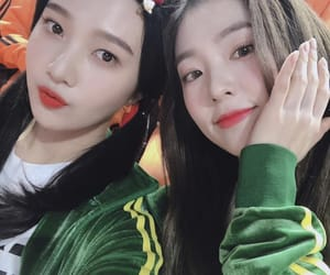 red velvet, irene, and joy image