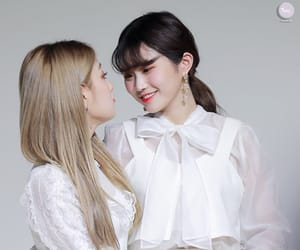 fromis and fromis_9 image