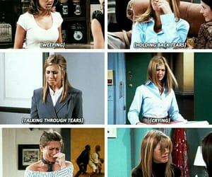 cry, Jennifer Aniston, and mood image