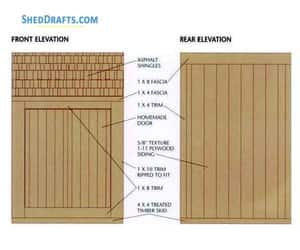 diy projects, shed plans, and how to build a shed image