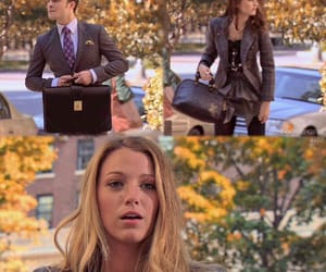beautiful, blair waldorf, and blake lively image