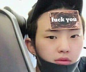 kpop, meme, and reaction image