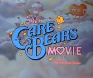 care bears, 90s, and bear image
