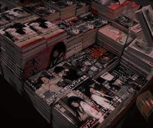 manga, japan, and anime image