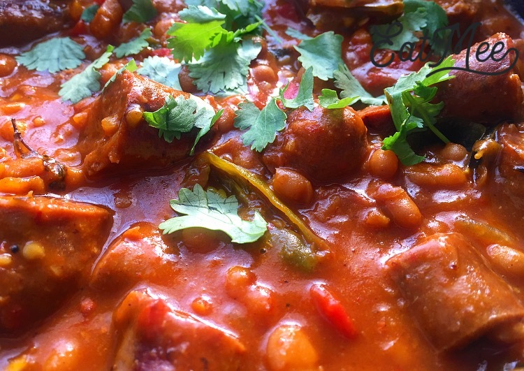 article, baked beans, and yellada image