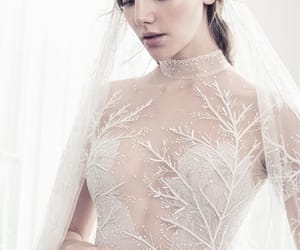 beauty, designer, and gown image