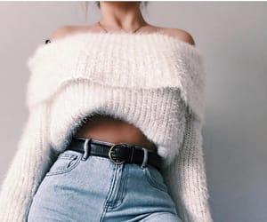 denim, fall fashion, and stylish image