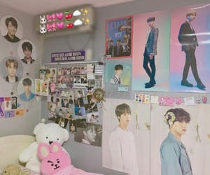 aesthetic, army, and jin image