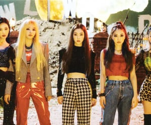red velvet, rbb, and really bad boy image