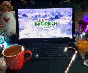 christmas, grinch, and love image