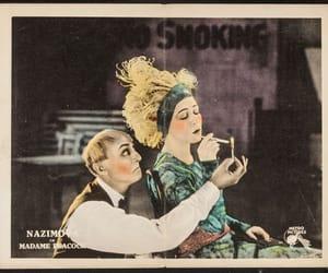alla nazimova and madame peacock image