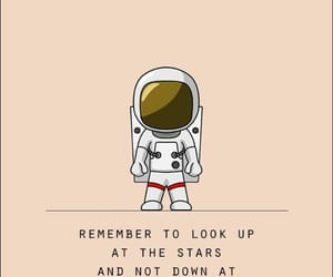 quotes, wallpaper, and astronauta image