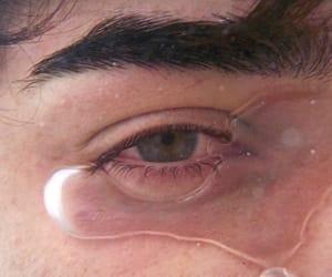 boy, eyes, and eye image