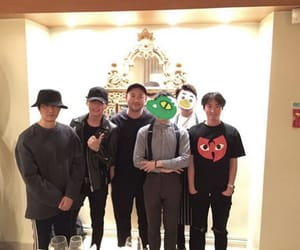 epik high, v, and jin image