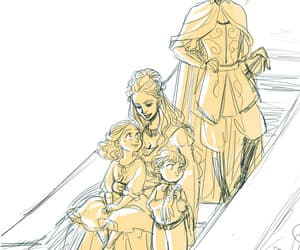 game of thrones, mother and sons, and cersei lannister image