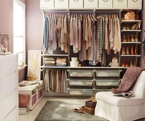 closet, fashion, and organisation image
