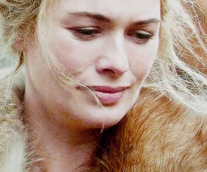 gif, cersei lannister, and house lannister image
