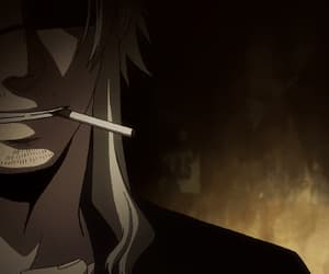 anime, gangsta, and handsome image