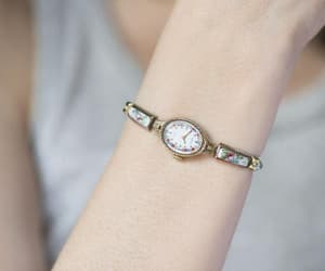 etsy, small wrist watch, and anniversary gift image