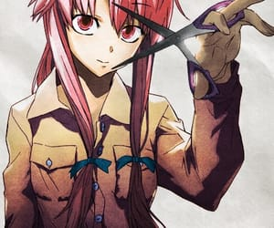 anime, second, and yuno image