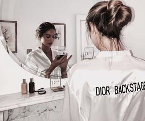 dior, aesthetic, and mirror image