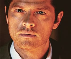 gif, supernatural, and castiel image
