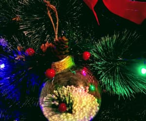 christmas, toy, and green image