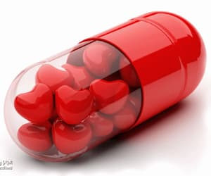 addiction, drugs, and heart image