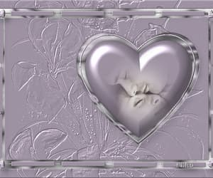 gif, hearts, and heart image