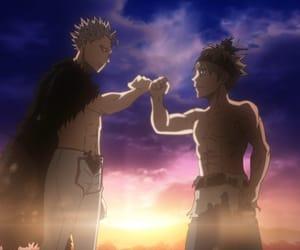 anime, anime boy, and mars image