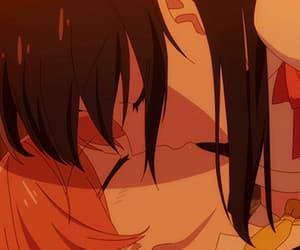anime, yuri, and nanami image