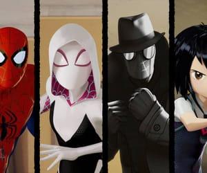 Marvel, peter parker, and peter porker image