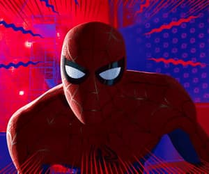 gif, spiderman, and spiderman noir image