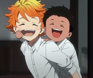 anime, gif, and the promised neverland image
