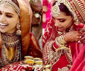 celebrities, saree, and lehenga image