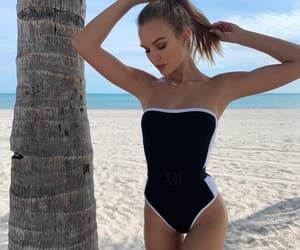 josephine skriver, beauty, and blonde image