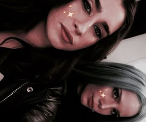 halsey, friendship, and rp image
