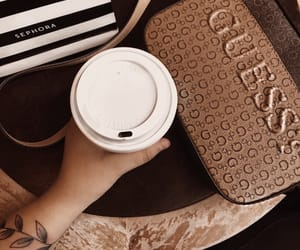 cafe, coffee, and guess image