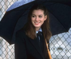 Anne Hathaway, movie, and princess image