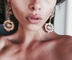 lips, beauty, and model image