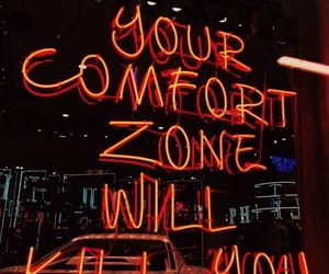 quotes, motivation, and neon image