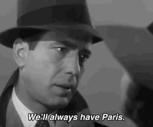 Casablanca, Humphrey Bogart, and quotes image