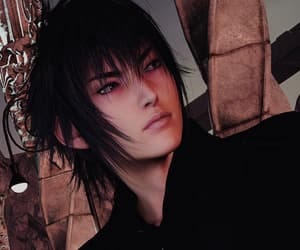 final fantasy, video games, and noctis lucis caelum image