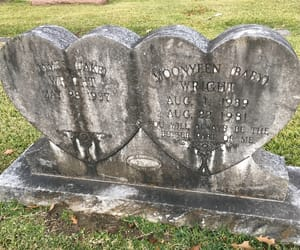cyber, gravestone, and tombstone image