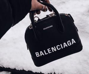 Balenciaga and purse image